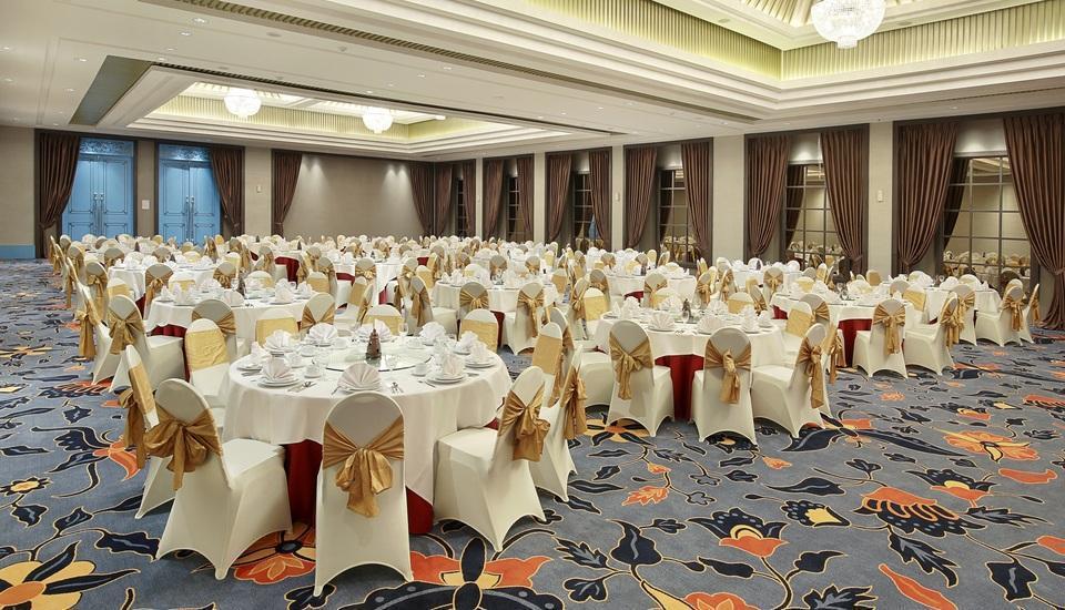 Swiss-Belinn Saripetojo Solo - Ballroom