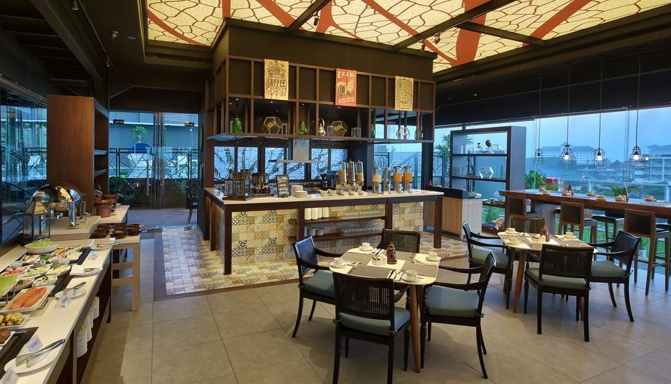 Swiss-Belinn Saripetojo Solo - Restoran