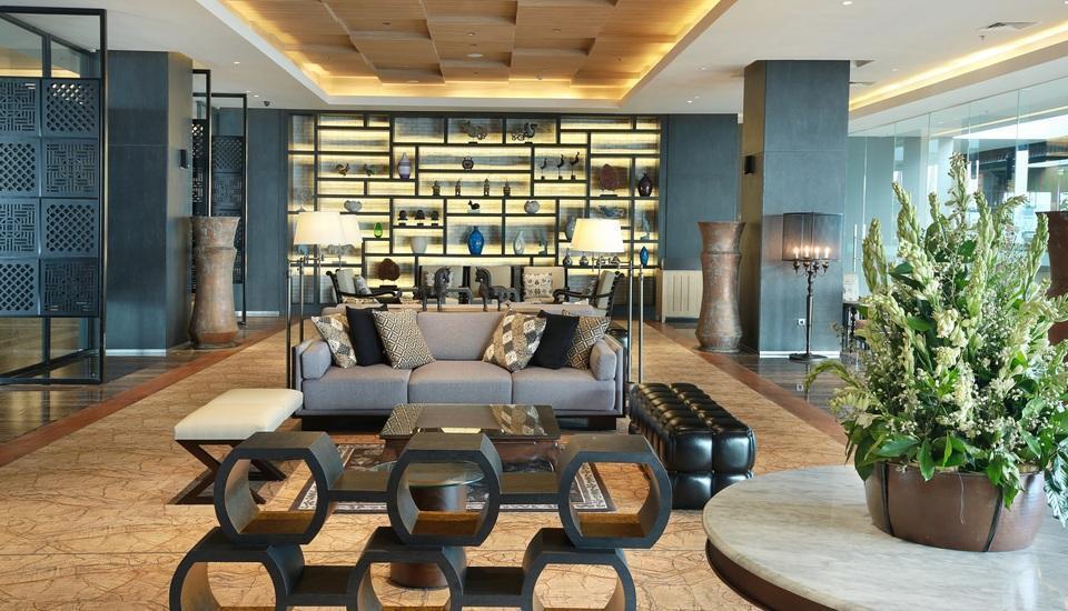 Swiss-Belinn Saripetojo Solo - Lounge
