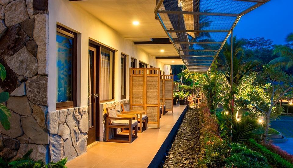Sambi Resort Yogyakarta - Teras