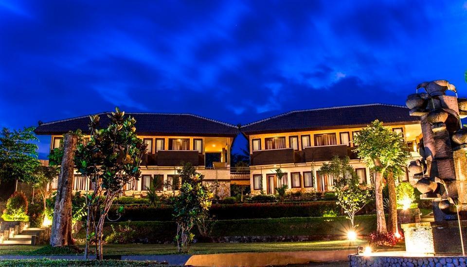 Sambi Resort Yogyakarta - area publik