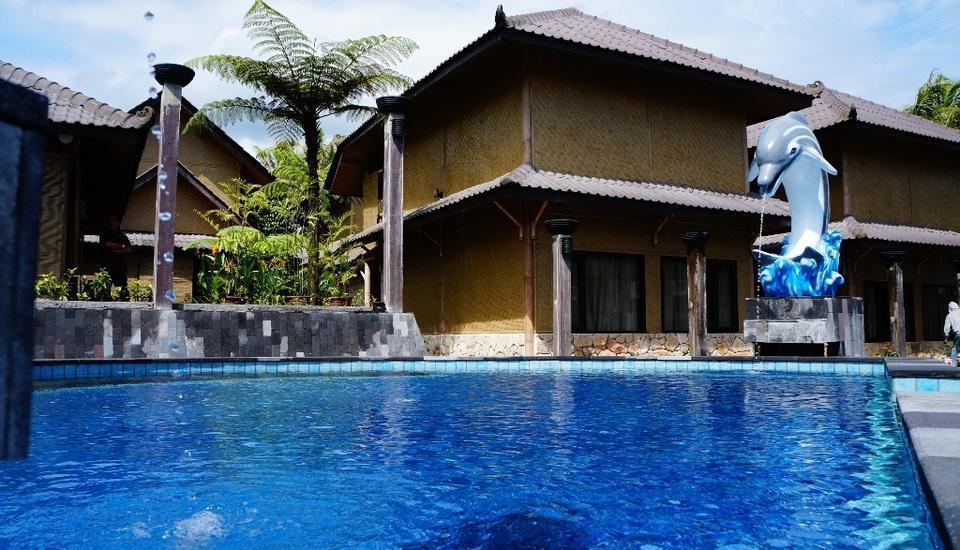 Sambi Resort Yogyakarta - Kolam Renang