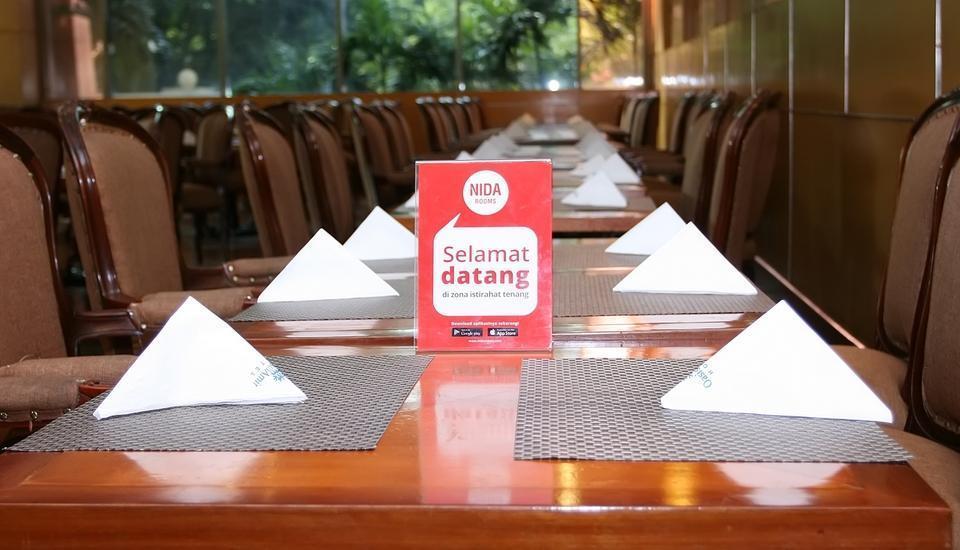 NIDA Rooms Jakarta Senen Raya Senen - Restoran