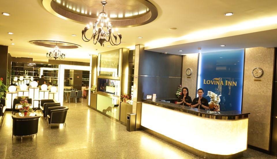 Lovina Inn Nagoya Batam - Lobby