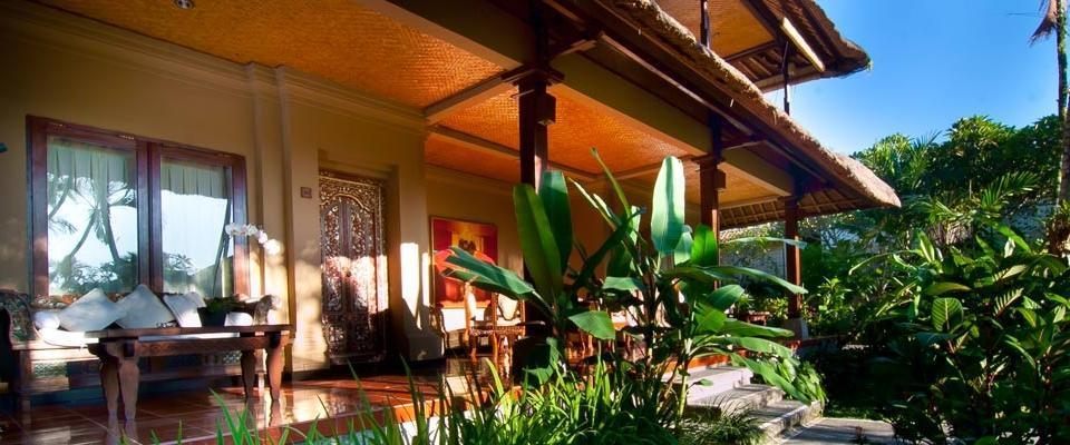 Agung Raka  Ubud - Villa