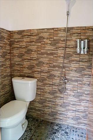 The Forest @ Cisarua Bogor - Bathroom