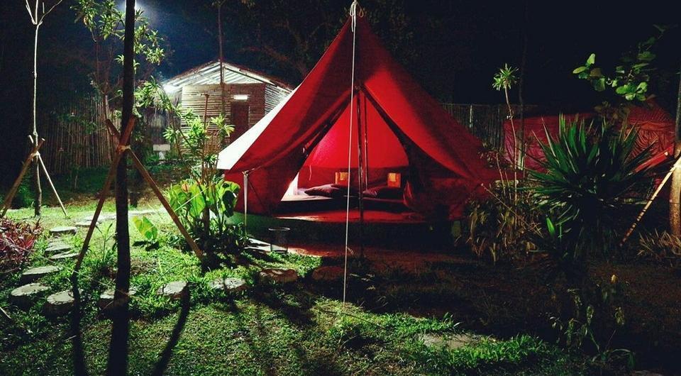 The Forest @ Cisarua Bogor - Glamping Suite