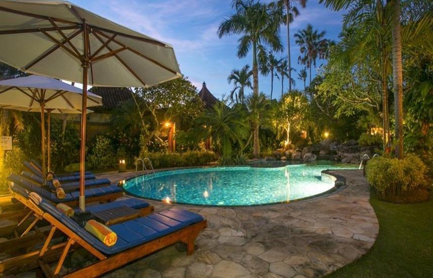 Parigata Villas Resort Bali - Kolam Renang
