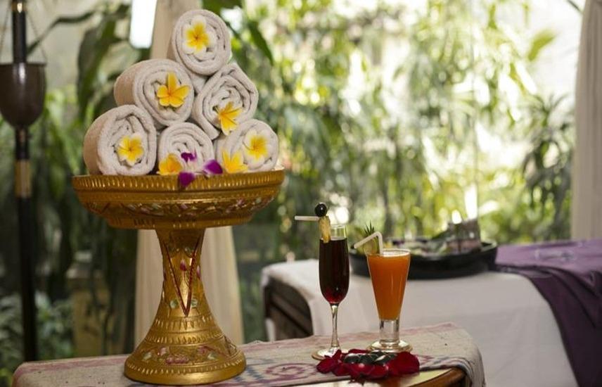 Parigata Villas Resort Bali - Handuk