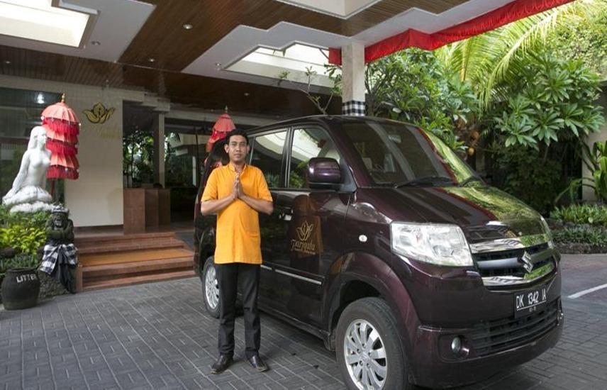Parigata Villas Resort Bali - Selamat datang