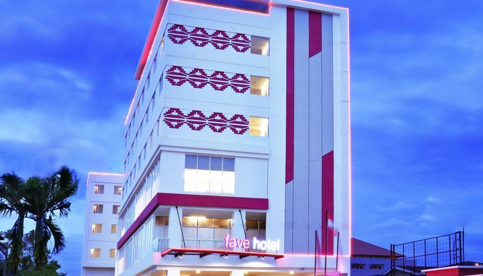 favehotel Olo Padang - Eksterior