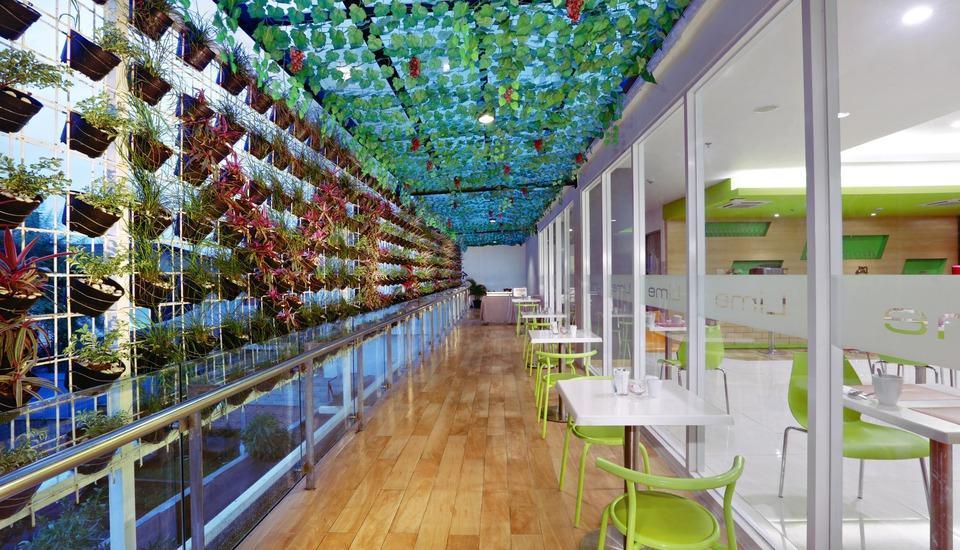 favehotel Olo Padang - Restoran