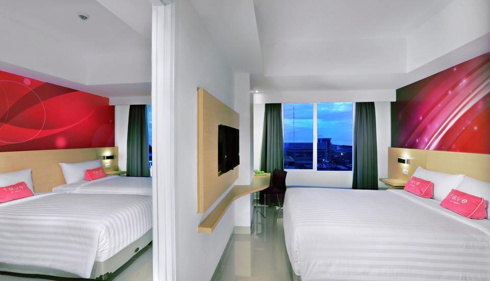 favehotel Olo Padang - Kamar yang terhubung