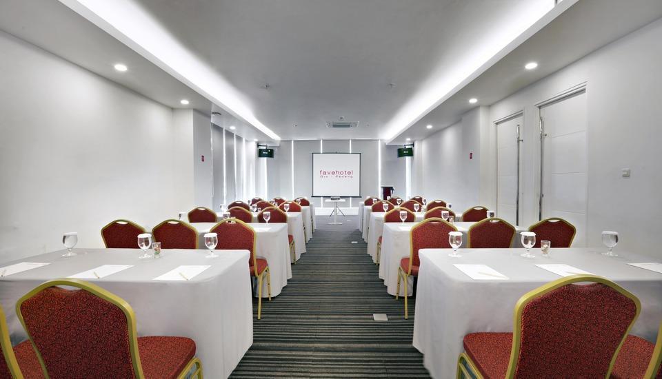 favehotel Olo Padang - Ruang Rapat