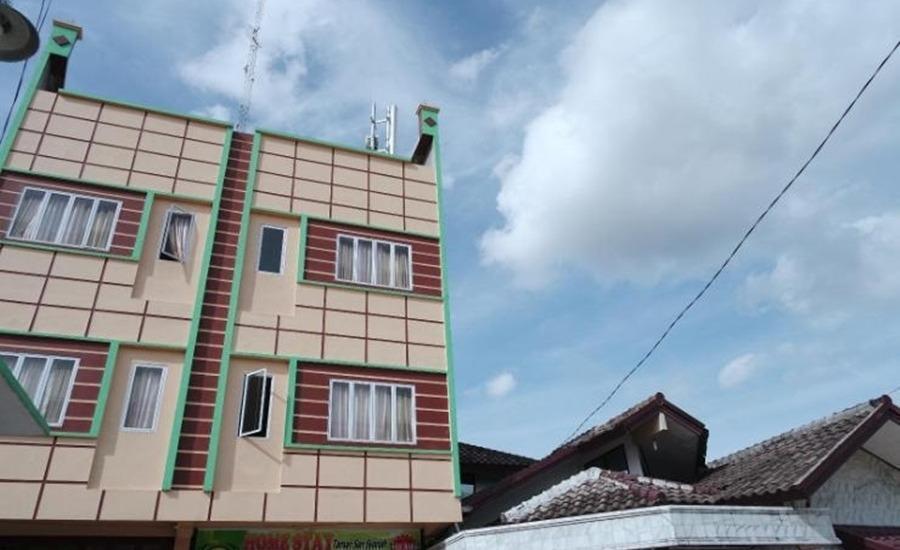 Homestay Taman Sari Syariah Pekanbaru Riau -