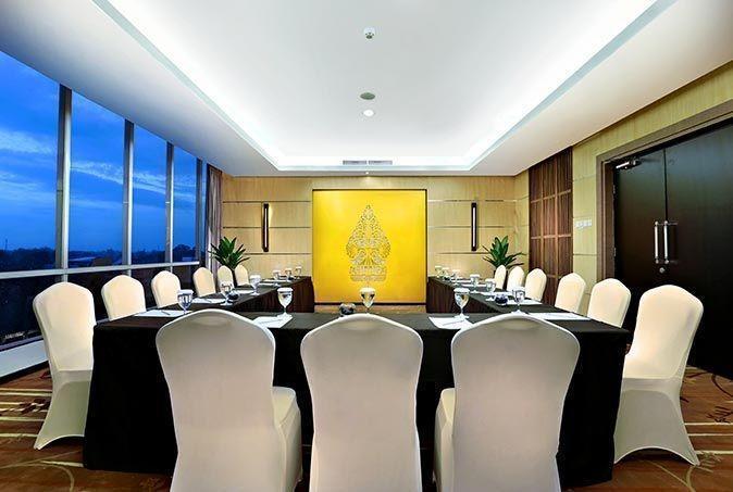 Aston Madiun Hotel Madiun - Meeting_Room1_674_453