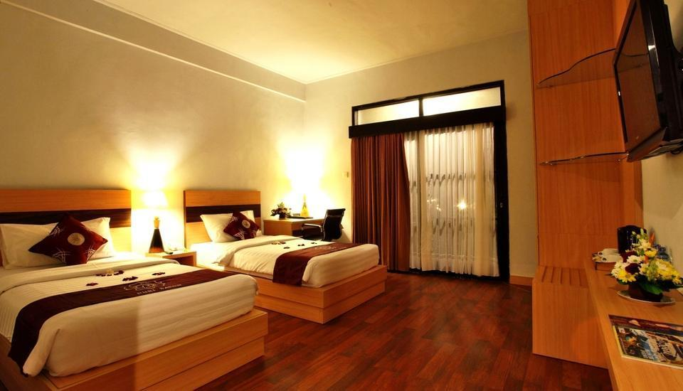 Puri Saron Hotel Seminyak - Kamar Deluxe (Twin)