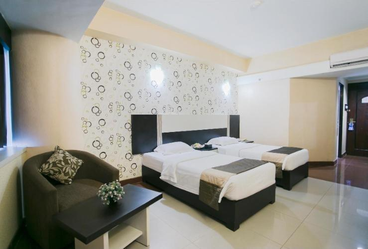 Oval Hotel Surabaya - Deluxe Room