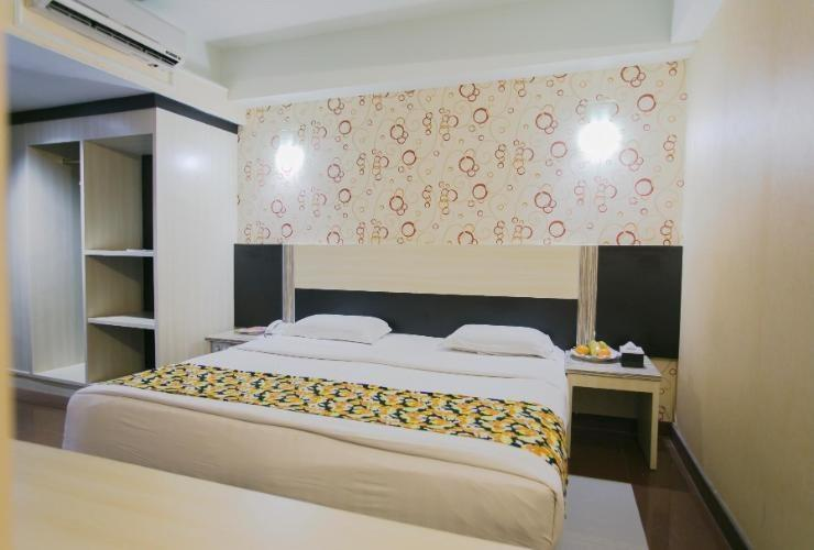 Oval Hotel Surabaya - Kamar Superior Regular Plan