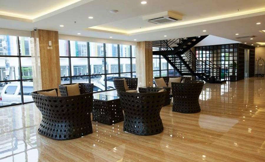 Verse Hotel Cirebon - Lobi