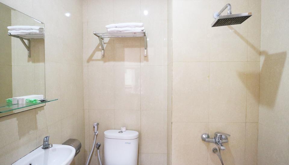 Pasah Asi Surabaya - Suite Standard Bathroom