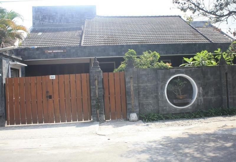 Puri Minggiran Hotel Bali - Eksterior