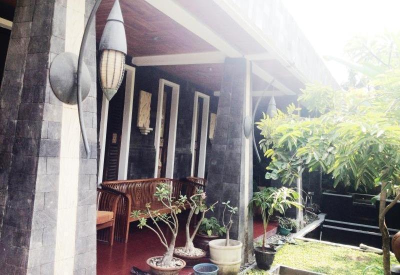 Puri Minggiran Hotel Bali - Teras