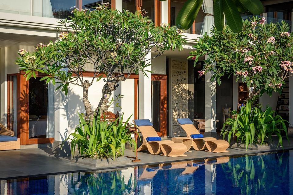 Private Villas of Bali - Outdoor Pool