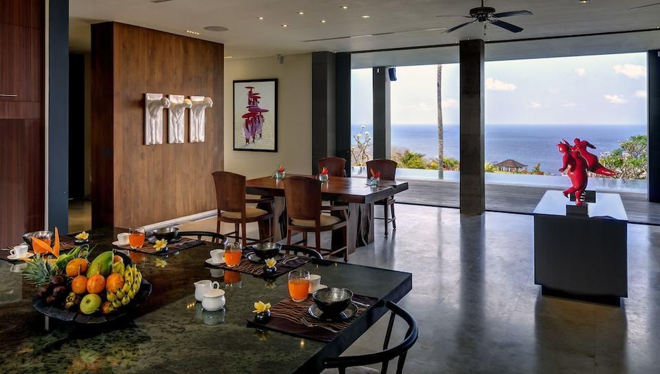 Private Villas of Bali - Dining