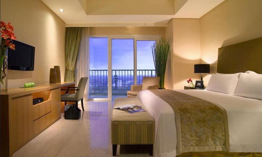 The Residences at The Ritz-Carlton Jakarta Pacific Place - Suite, 1 kamar tidur Regular Plan