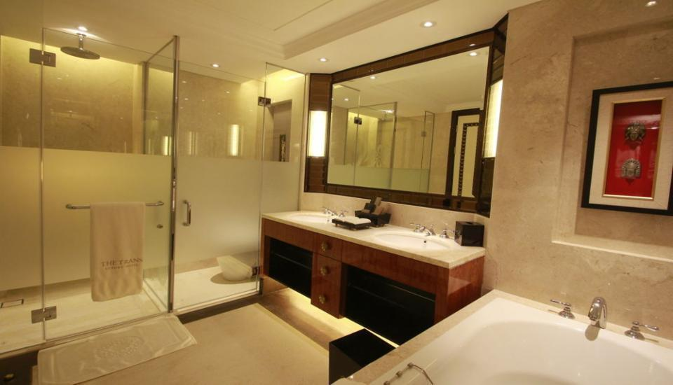 The Trans Resort Bali - Suite, pemandangan kolam renang Regular Plan