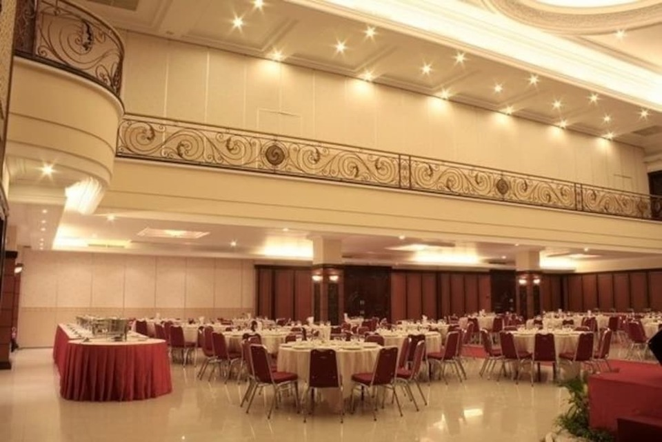 Panorama Hotel Jember - Reception Hall