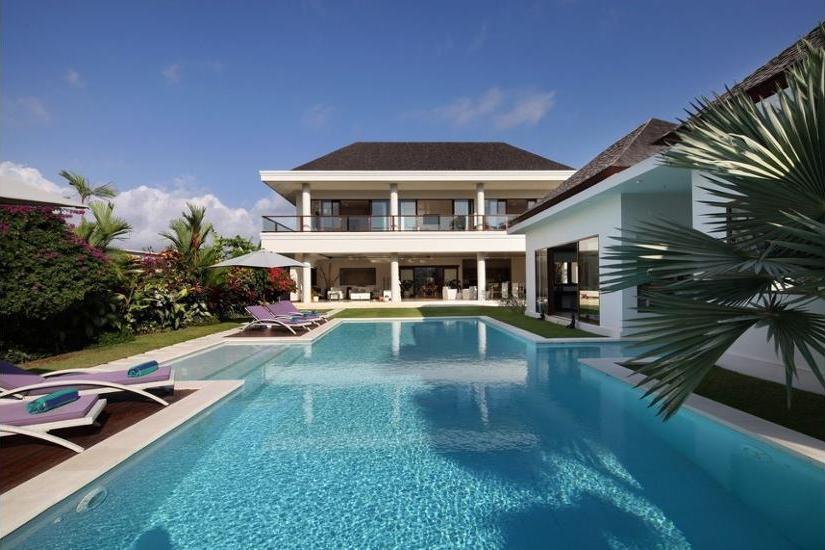 The Oshan Villas Bali - Guestroom View