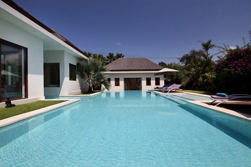 The Oshan Villas Bali - Living Area