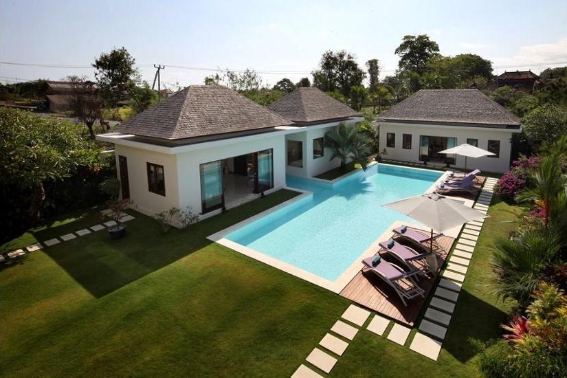 The Oshan Villas Bali - Terrace/Patio
