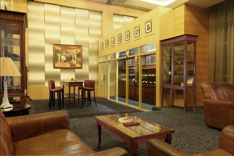 The Ritz-Carlton Mega Kuningan - Lobby Lounge