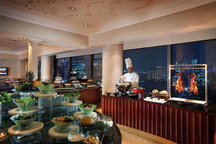 The Ritz-Carlton Mega Kuningan - Hotel Bar