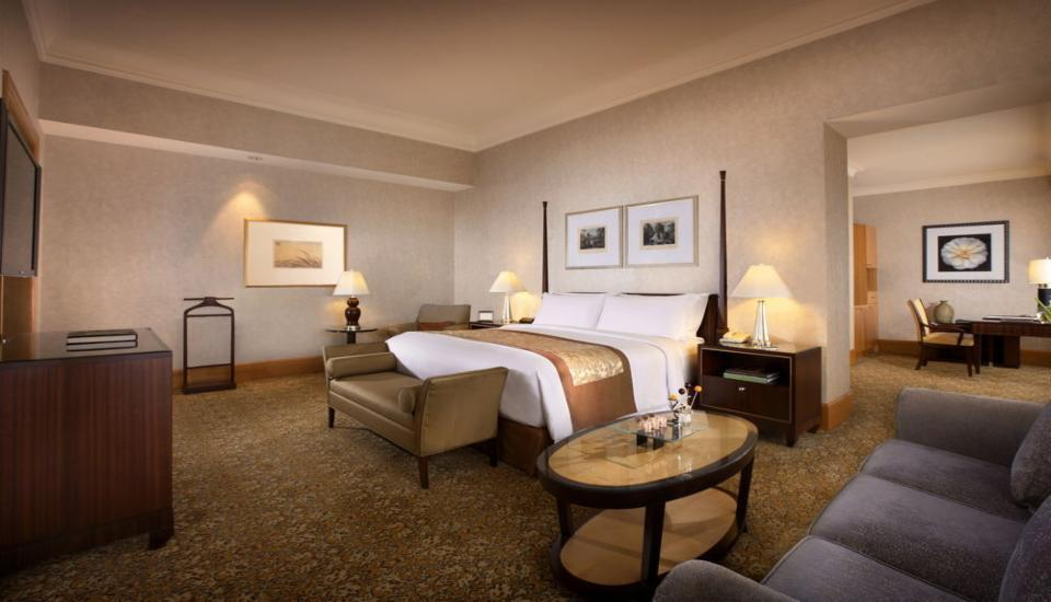 The Ritz-Carlton Mega Kuningan - Studio Klub, 1 Tempat Tidur King, akses business lounge Regular Plan