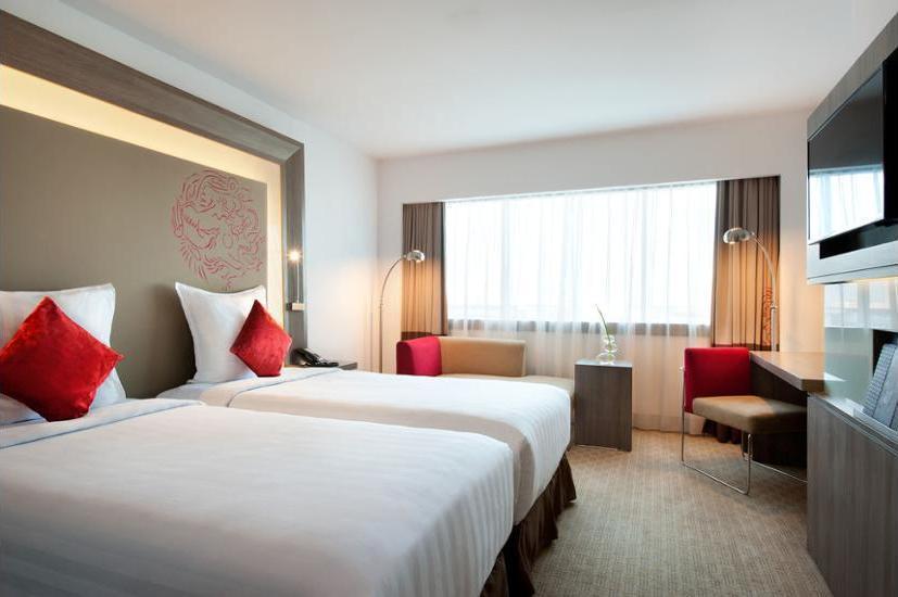 Novotel Gajah Mada Jakarta - Kamar Superior Regular Plan