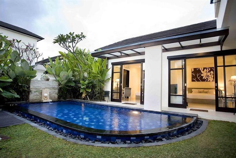 D 39 wina villa kuta booking murah mulai rp1 301 653 for Terrace villa hotel kutus