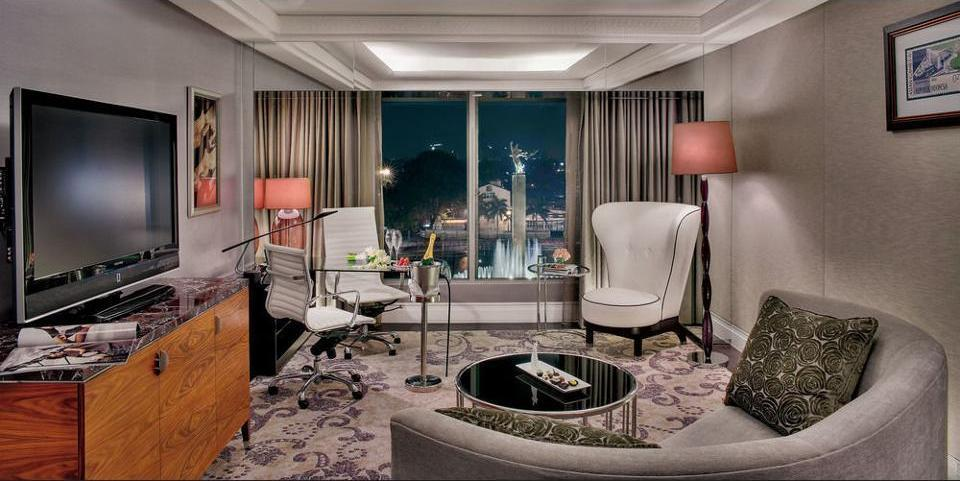 Hotel Indonesia Kempinski Jakarta - Living Room