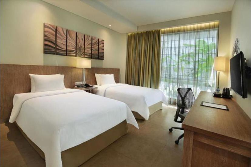 Hilton Garden Inn Bali Ngurah Rai Airport - Hotel Lounge