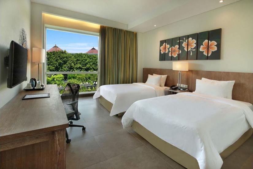 Hilton Garden Inn Bali Ngurah Rai Airport - Kamar Keluarga Regular Plan