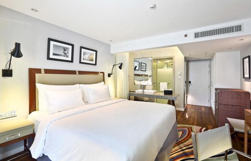The Kuta Beach Heritage Hotel Bali - Kamar Klasik, 1 Tempat Tidur King Regular Plan