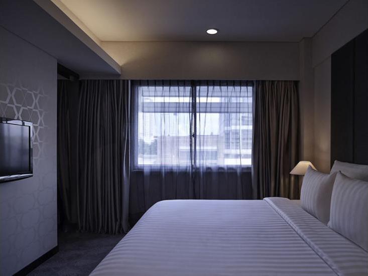 Pullman Jakarta Indonesia - Kamar Superior, 2 Tempat Tidur Twin, dengan pemandangan Regular Plan