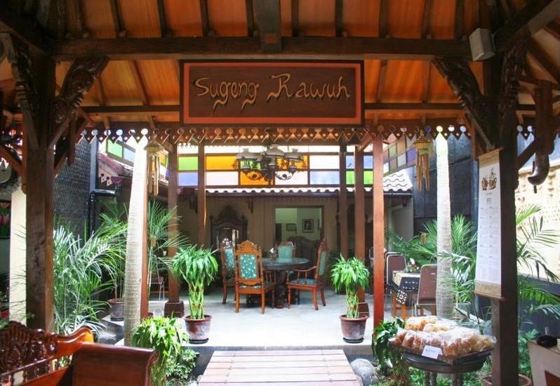 Griya Nalendra Guest House Jogja - Property Amenity