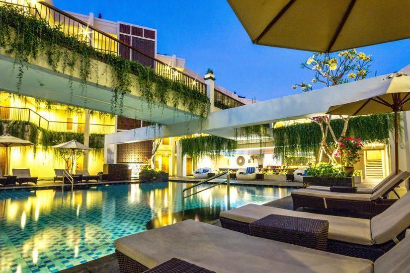 VOUK Hotel & Suites Bali - Featured Image