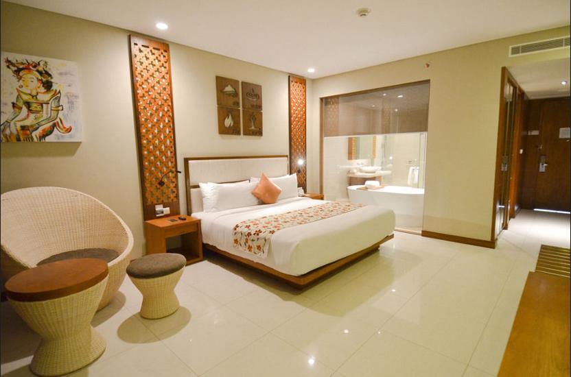 VOUK Hotel & Suites Bali - Guestroom