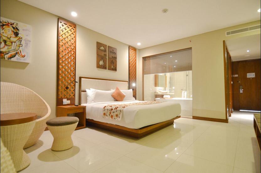 VOUK Hotel & Suites Bali - Restaurant
