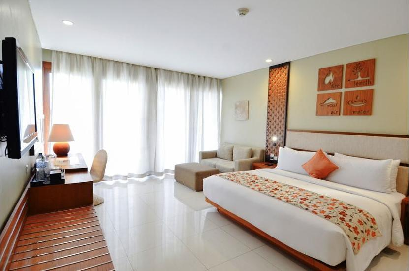 VOUK Hotel & Suites Bali - Kamar Superior (Luxury) Hanya malam ini: hemat 25%